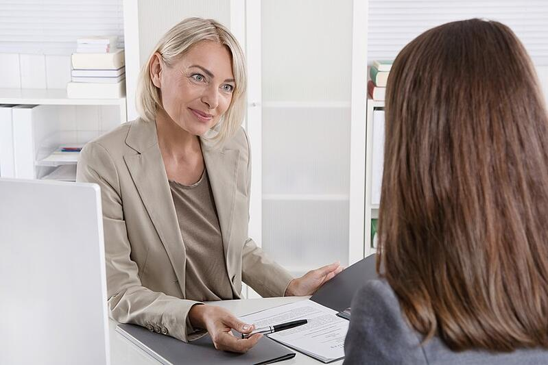 Entretien d'embauche : l'art de la présentation