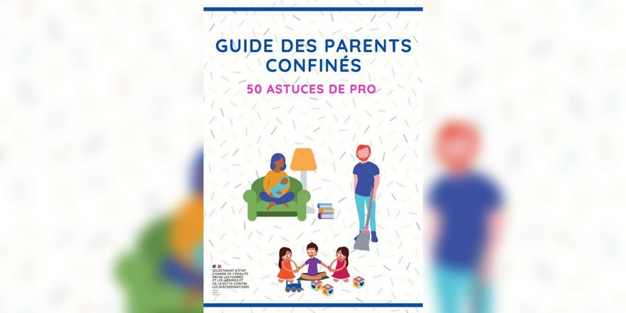 "Garance&Moi participe au ""Guide des parents confinés : 50 astuces de pro"""
