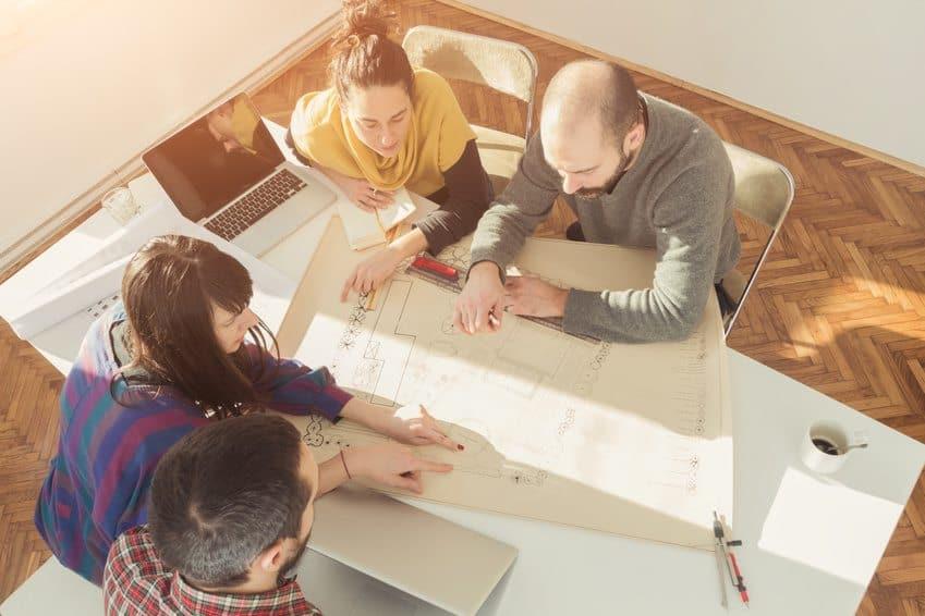Les relations de travail : bien avec ses collègues