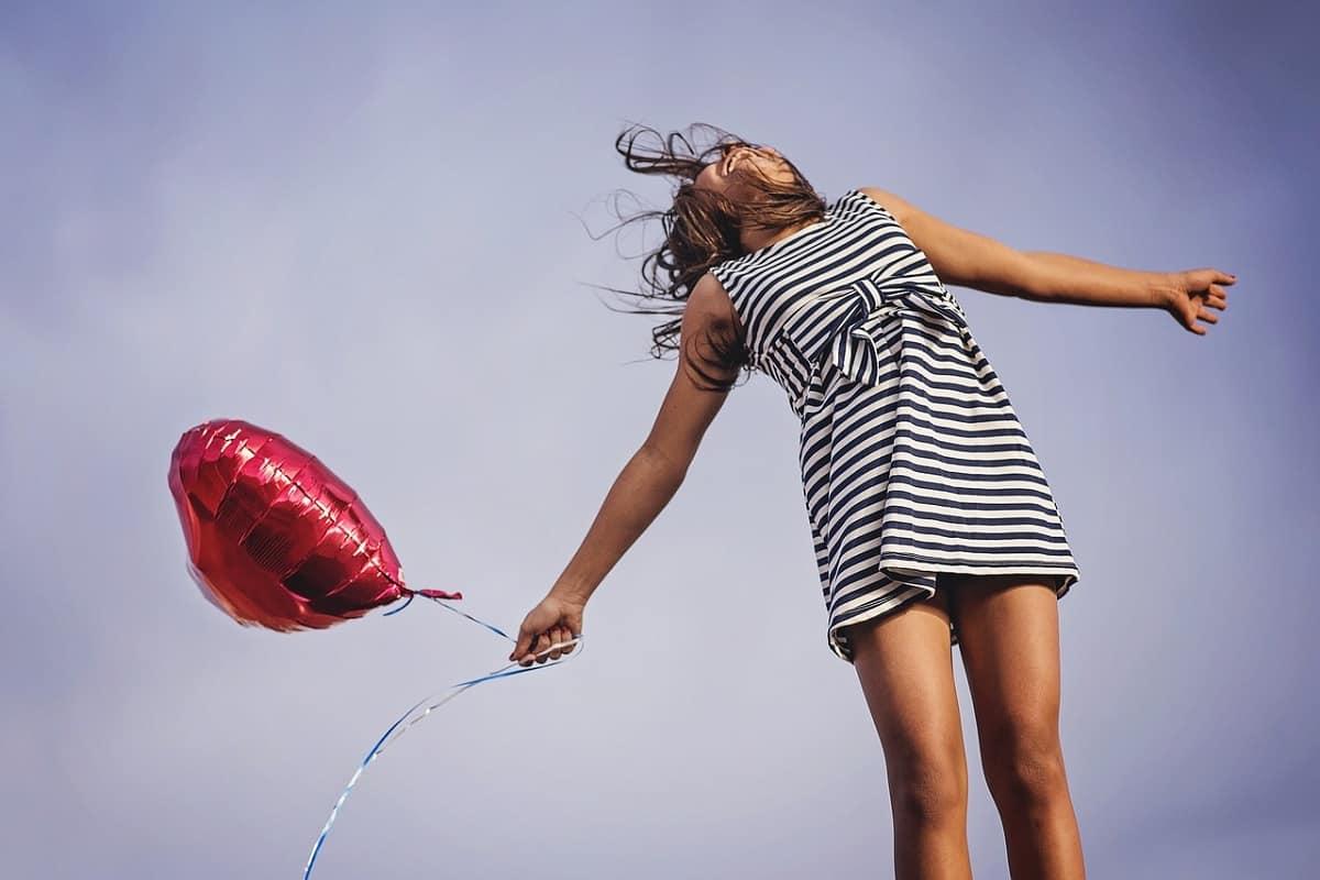 Faites le choix d'être heureuse !