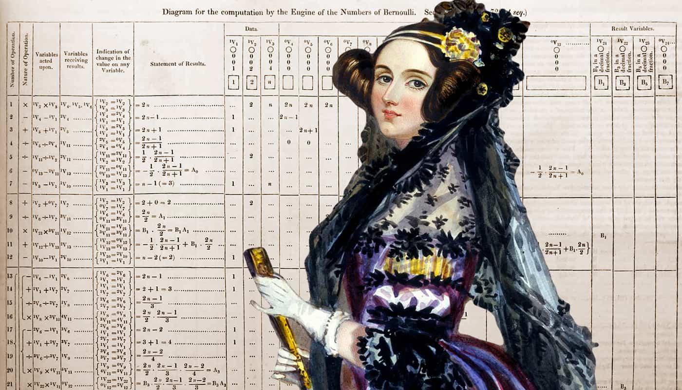#LesPionnières: L'incroyable histoire d'Ada Lovelace, pionnière de l'informatique