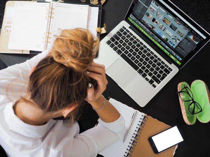 Stress au travail : la France est championne !