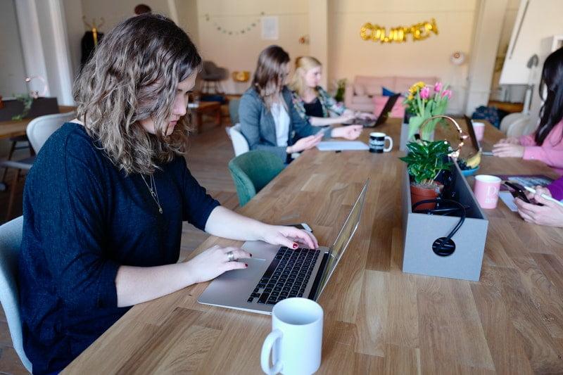 Les espaces de coworking sympas à Paris